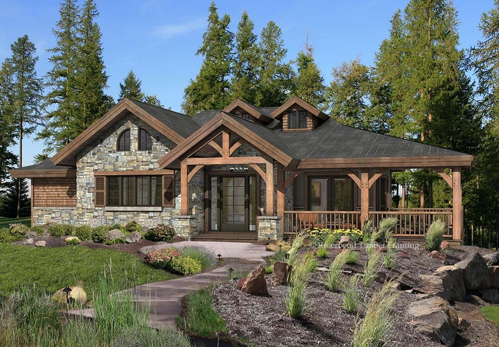 Grandview Floor Plan | Dream House | Pinterest