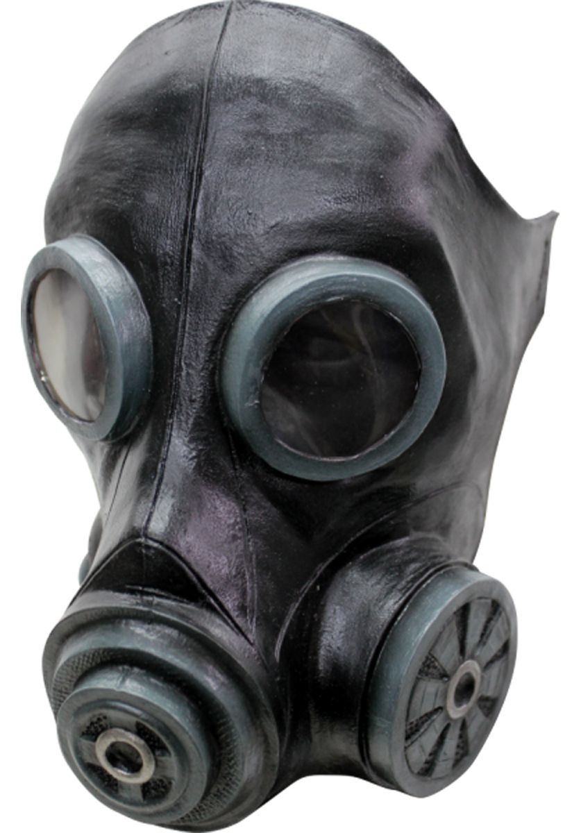 gas mask ref | Apocalypse Girl | Pinterest