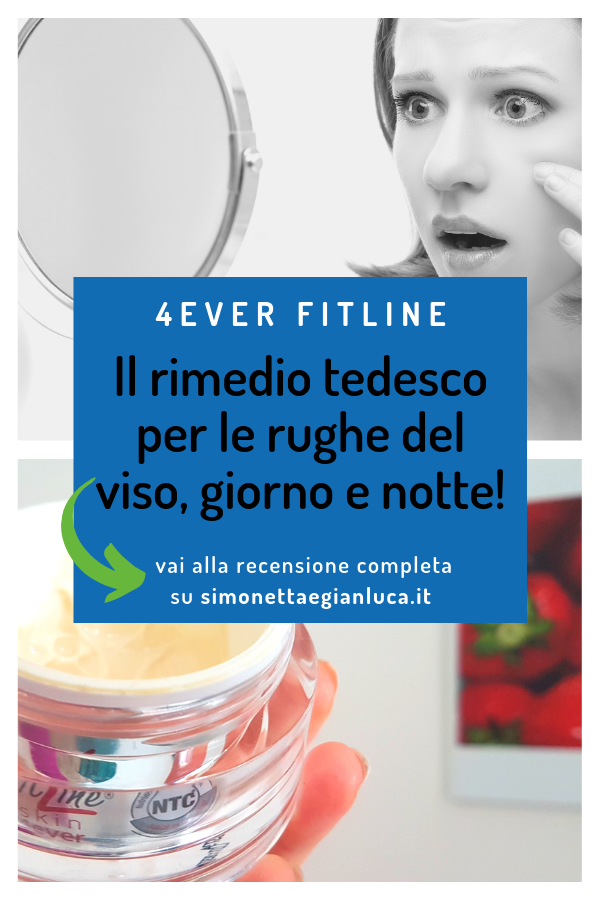 [Recensione] Pelle giovane forever? Sì, io uso 4Ever FitLine!