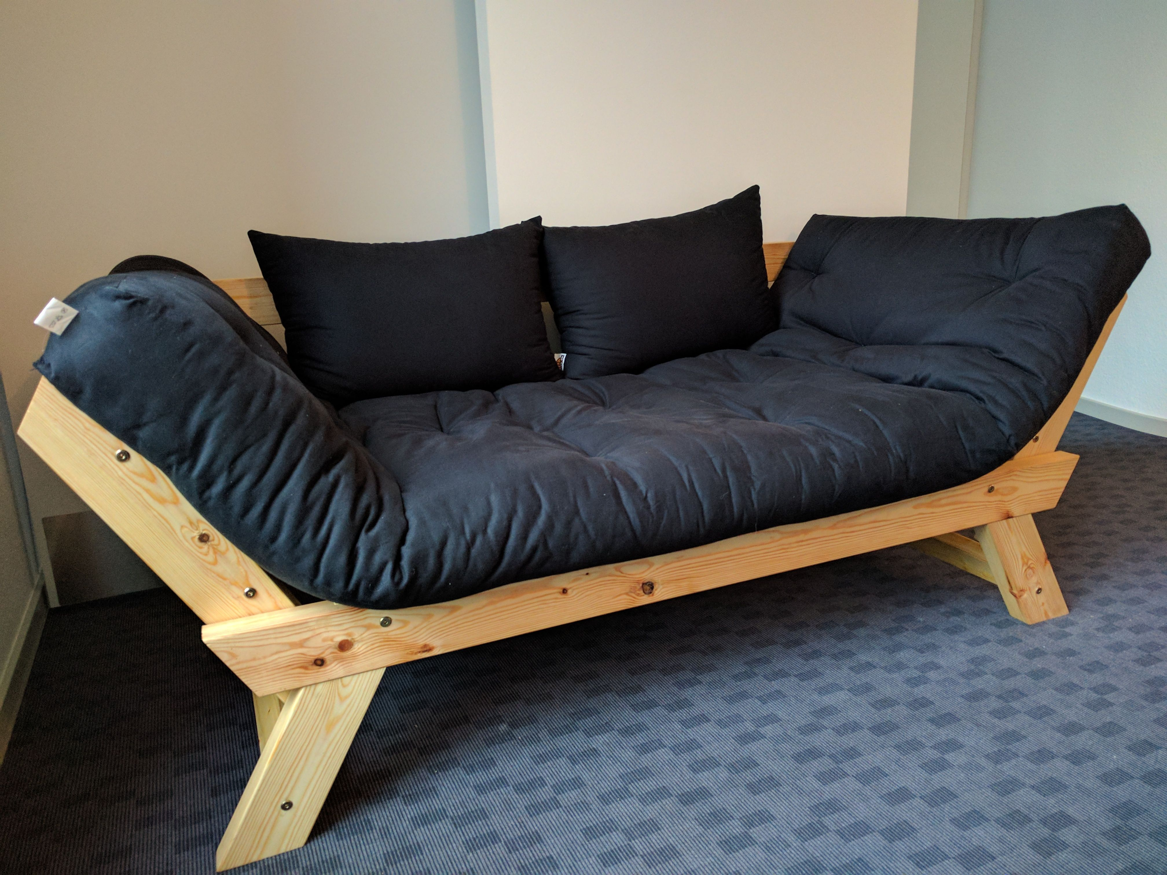 Incredible I Made A Sofa Daybed To Procrastinate In For The Home In Gmtry Best Dining Table And Chair Ideas Images Gmtryco