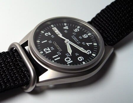 303c4edb013 Seiko military pilot watches
