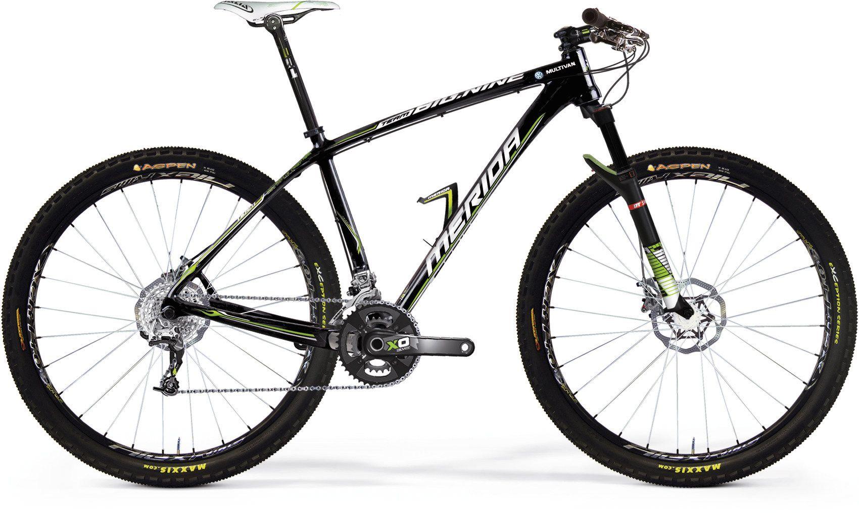 Mtb Hardtails Twentyniner Big Nine Carbon Team Merida Bikes