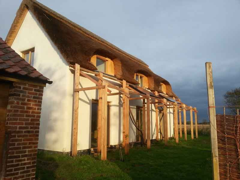 Elegant Barbara Jones, An Expert On Building With Straw Bale, Explains Why This  Natural,