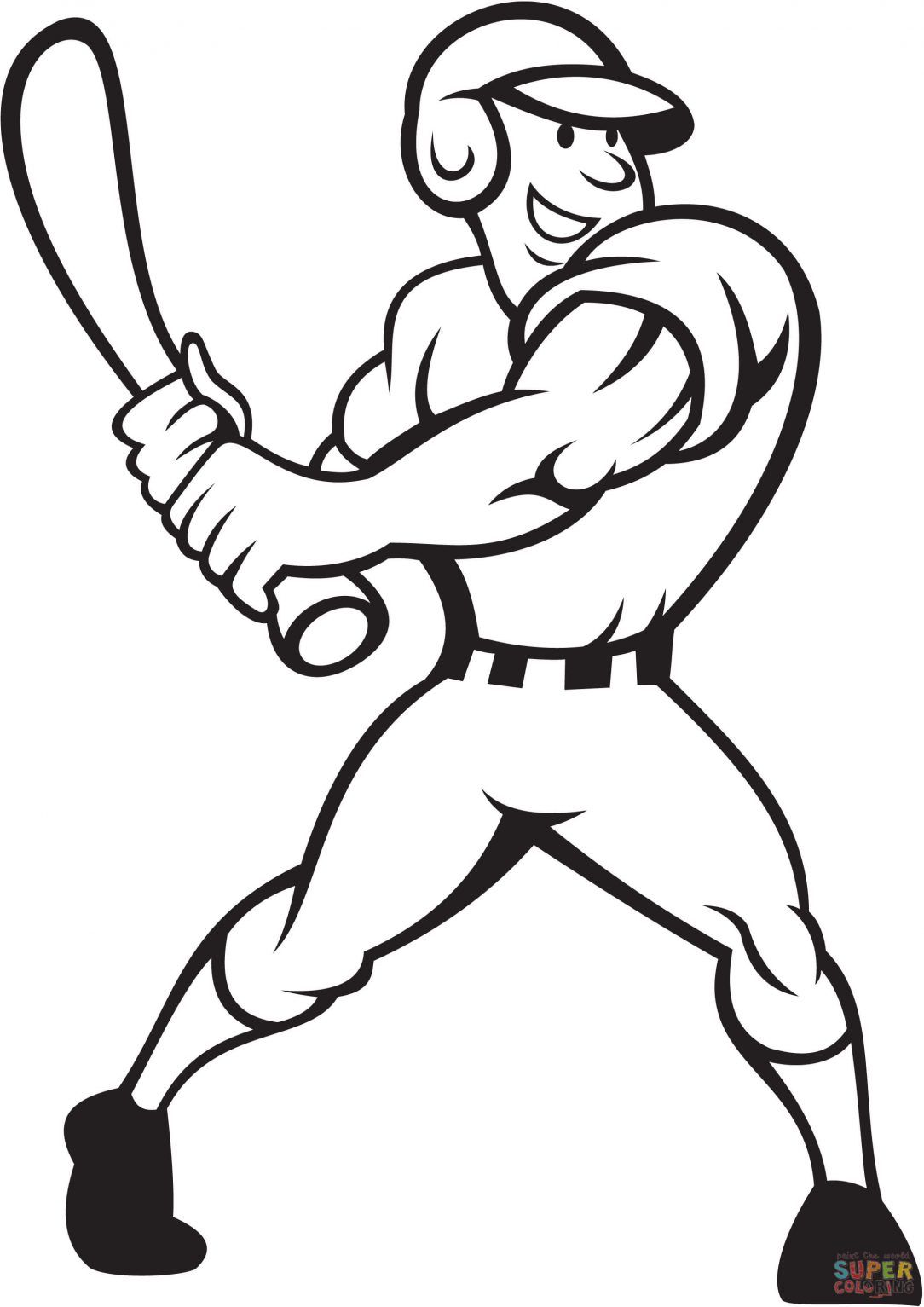 Red Sox Coloring Pages To Print Coloring Home Boston Red