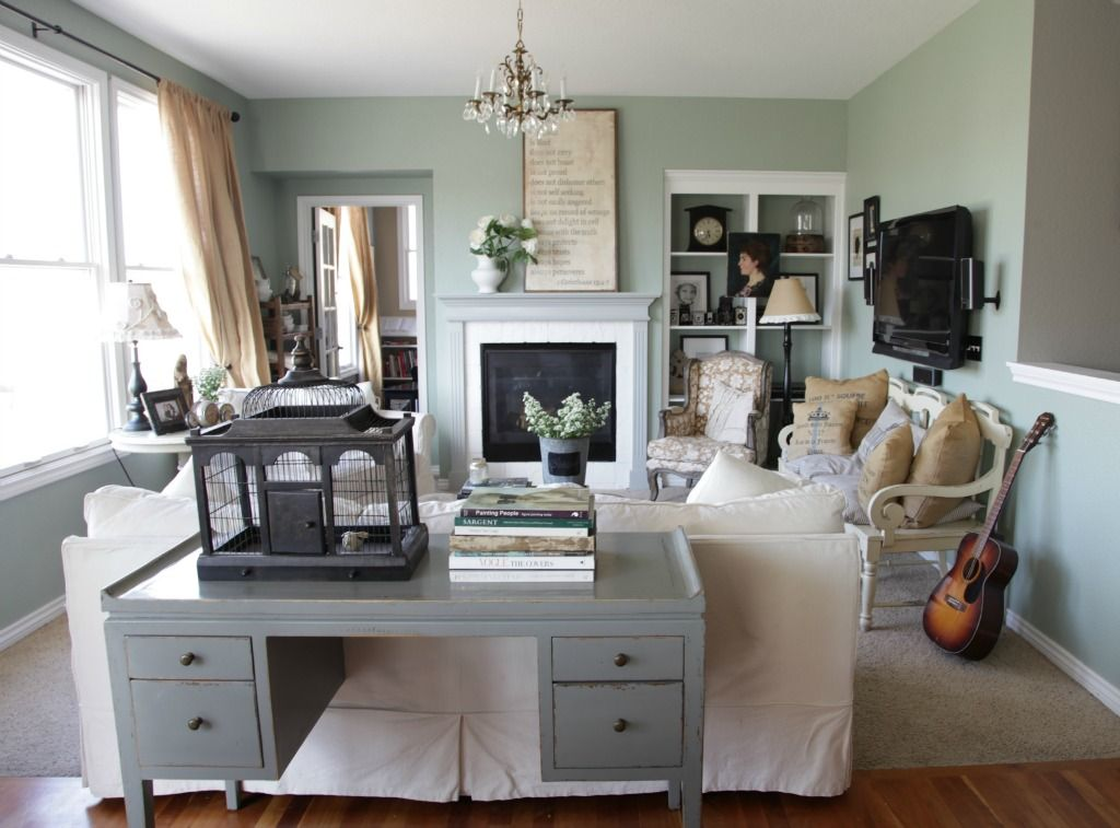 Permalink to 10 Ideas for a Living Room without a Sofa