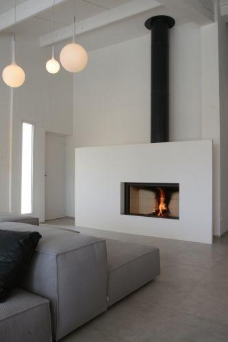 Moderna Cheminee Design Foyer Moderne Cheminee Moderne