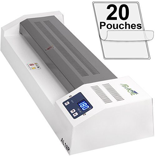 Apache Al18p 18 Professional Laminator Apache Laminators Thermal Foiled Stationery