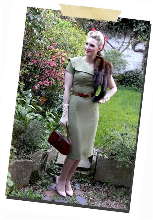 Blitz 1940s Evening Dresses