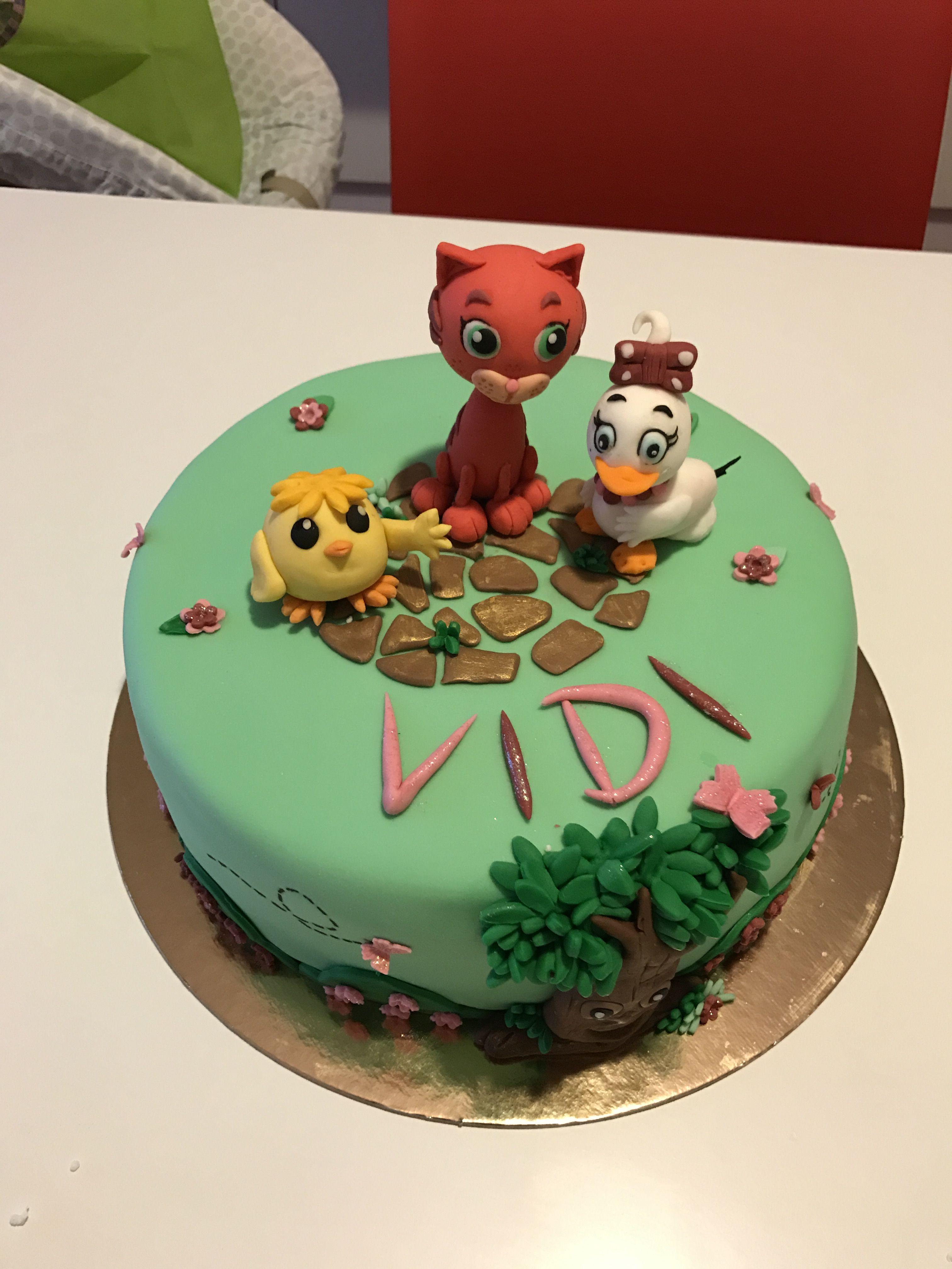 mini cuccioli cake