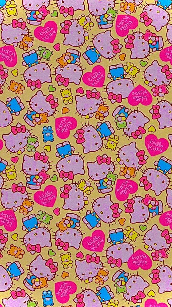 Pin By Beren On Indie Kid Edgy Wallpaper Hello Kitty Wallpaper Cute Patterns Wallpaper