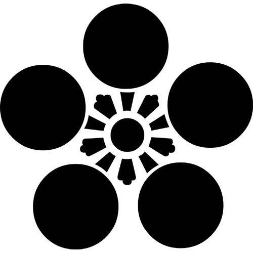 加賀花剣梅鉢 かがはなけんうめばち 家紋 神棚 仏具