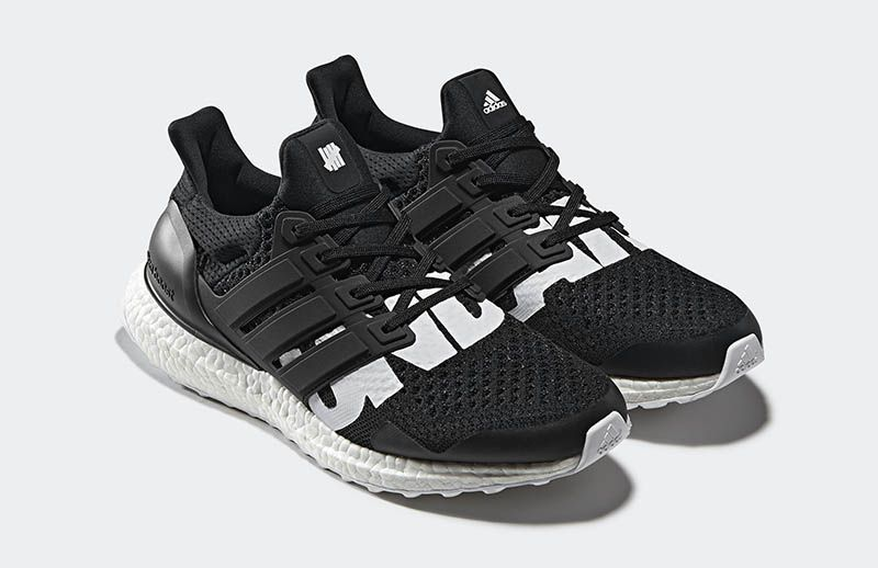 Collection De Sneakers Adidas X UNDEFEATED Débarque Le 14 Avril ...