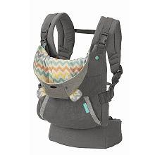 Infantino Cuddle Up Ergonomic Hoodie Carrier Baby Stuff
