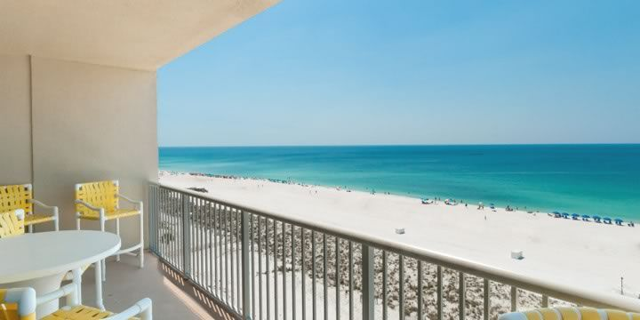 View from Summerwind Condominium in Navarre Beach FL  #navarrebeach #emeraldcoast