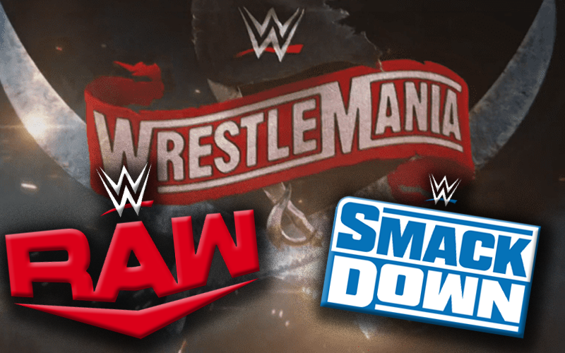 Wwe Taping Wrestlemania 36 Along With Raw Smackdown Over The Next Two Weeks Wrestlemania Wwe Wwe Raw Videos