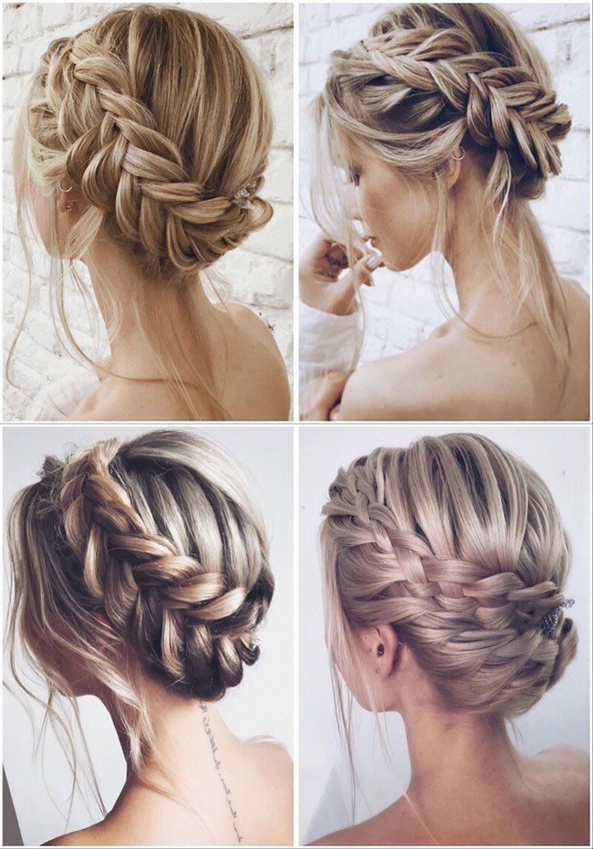 200+ Charming Wedding Hairstyles from @lenabogucharskaya - Forevermorebling | Wedding Blog