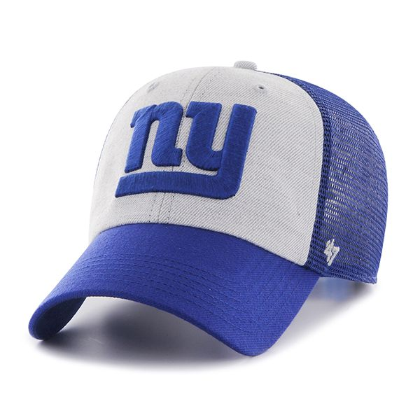 669d561b New York Giants Belmont Clean Up Royal 47 Brand Adjustable Hat | New ...