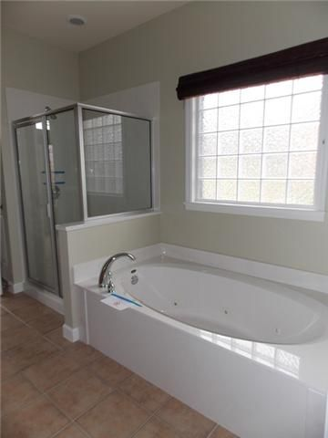 Master Bedroom Bathroom Suite Garden Tub And Stand Up Shower