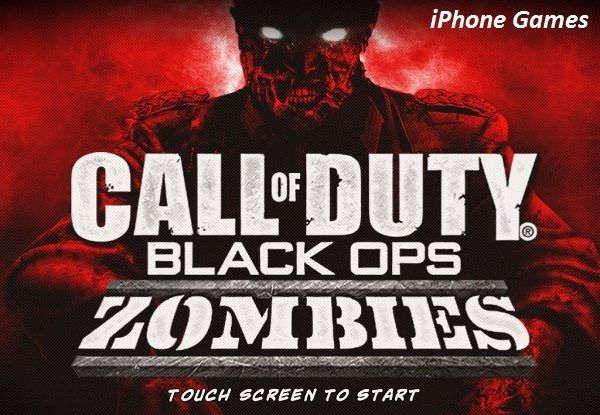 Call Of Duty Black Ops Zombies Ipa Download Iphone Game Black Ops Zombies Call Of Duty Black Call Of Duty Zombies