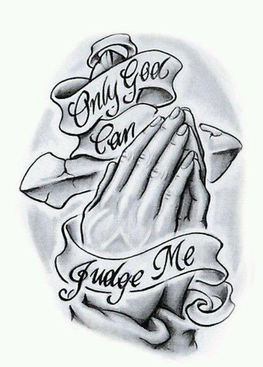 only god can judge me jesus pinterest tattoo designs tattoo and tatting. Black Bedroom Furniture Sets. Home Design Ideas