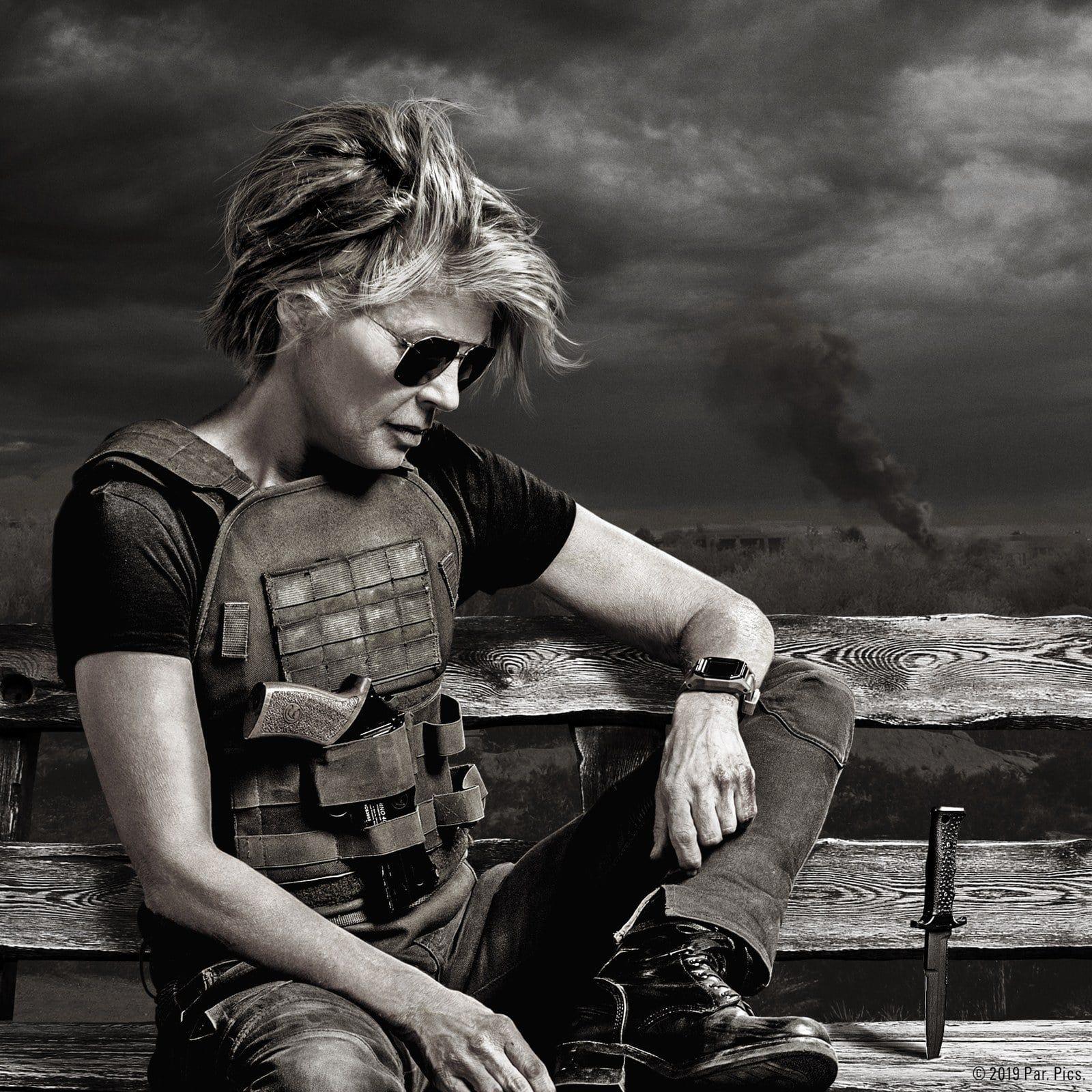 Terminator Dark Fate Em 2020 Kyle Reese Atrizes Edward Furlong