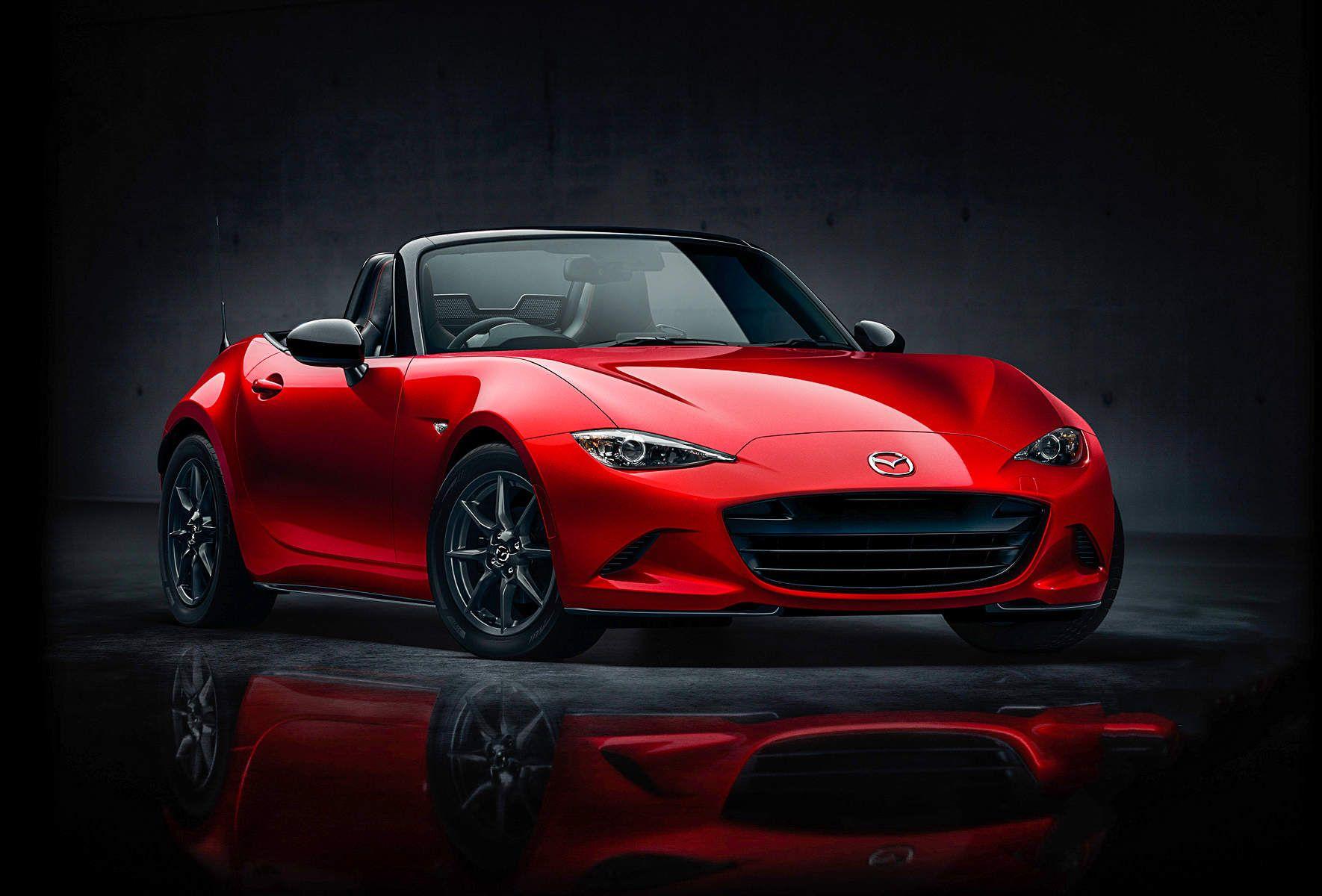 Mazda just dropped the brand new 2016 Miata...er...MX5