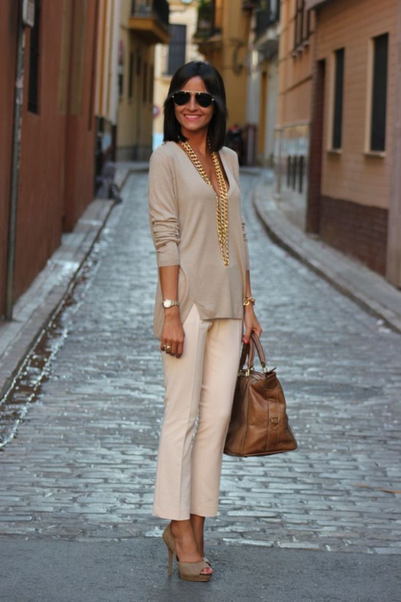 43 Stylish Women Outfits Over 40 for Office Work