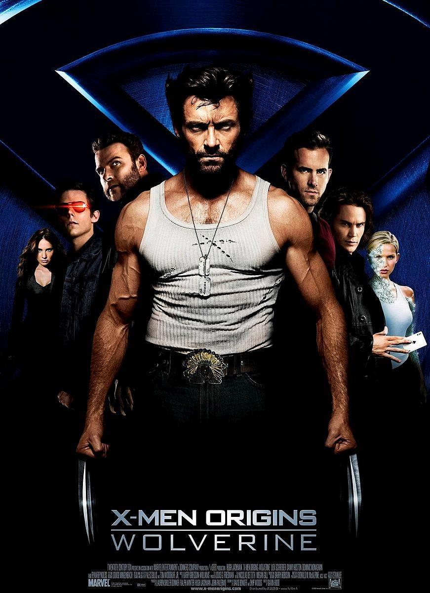 X Men Origins Wolverine X Men Origens Wolverine Filmes Wolverine