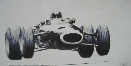 Jackie Stewart — Nurburgring, 1966