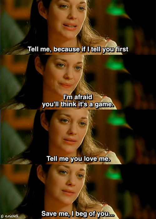 Time Takes You Away On We Heart It Visual Bookmark 1095420 Movie Quotes Film Quotes French Movies