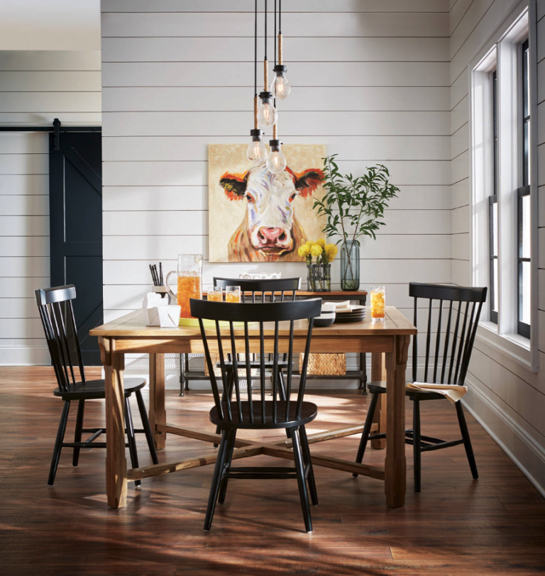 19++ Black dining chairs farmhouse best