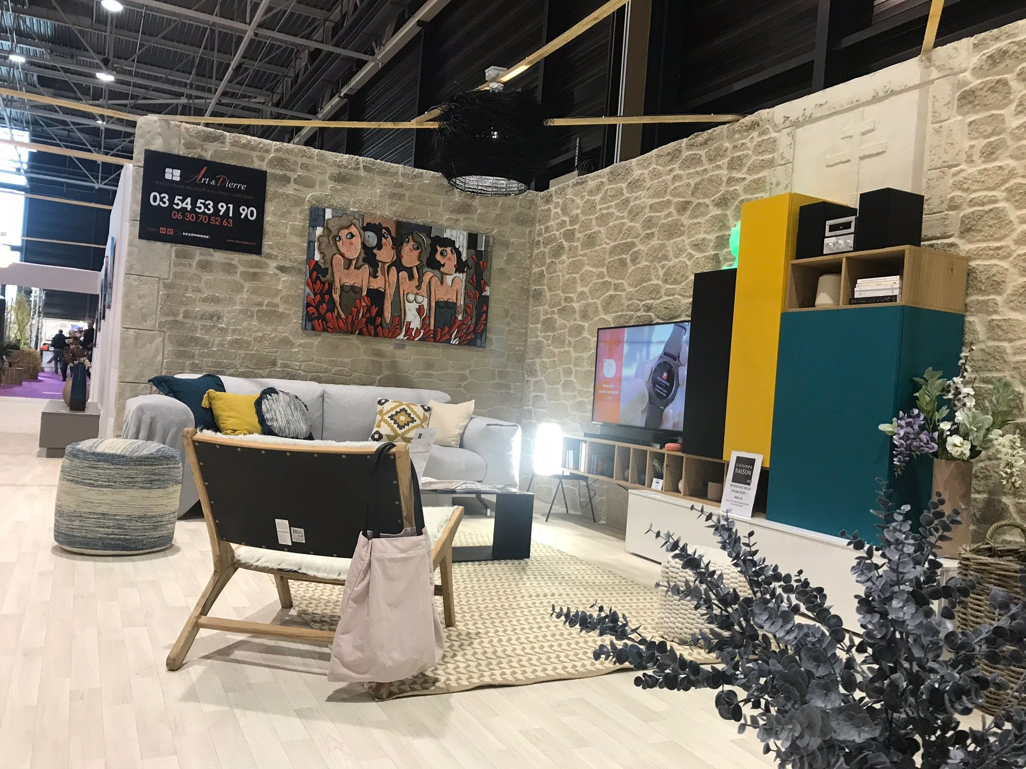 Epingle Par Karo Sur Salon De L Habitat Metz Expo Habitat Salon Expo