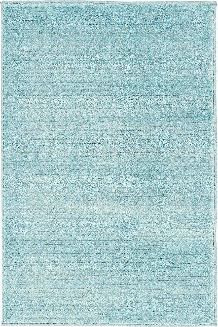 Light Blue 2 X 3 Textured Solid Rug Area Rugs Esalerugs Solid Rugs Rugs Solid Area Rugs
