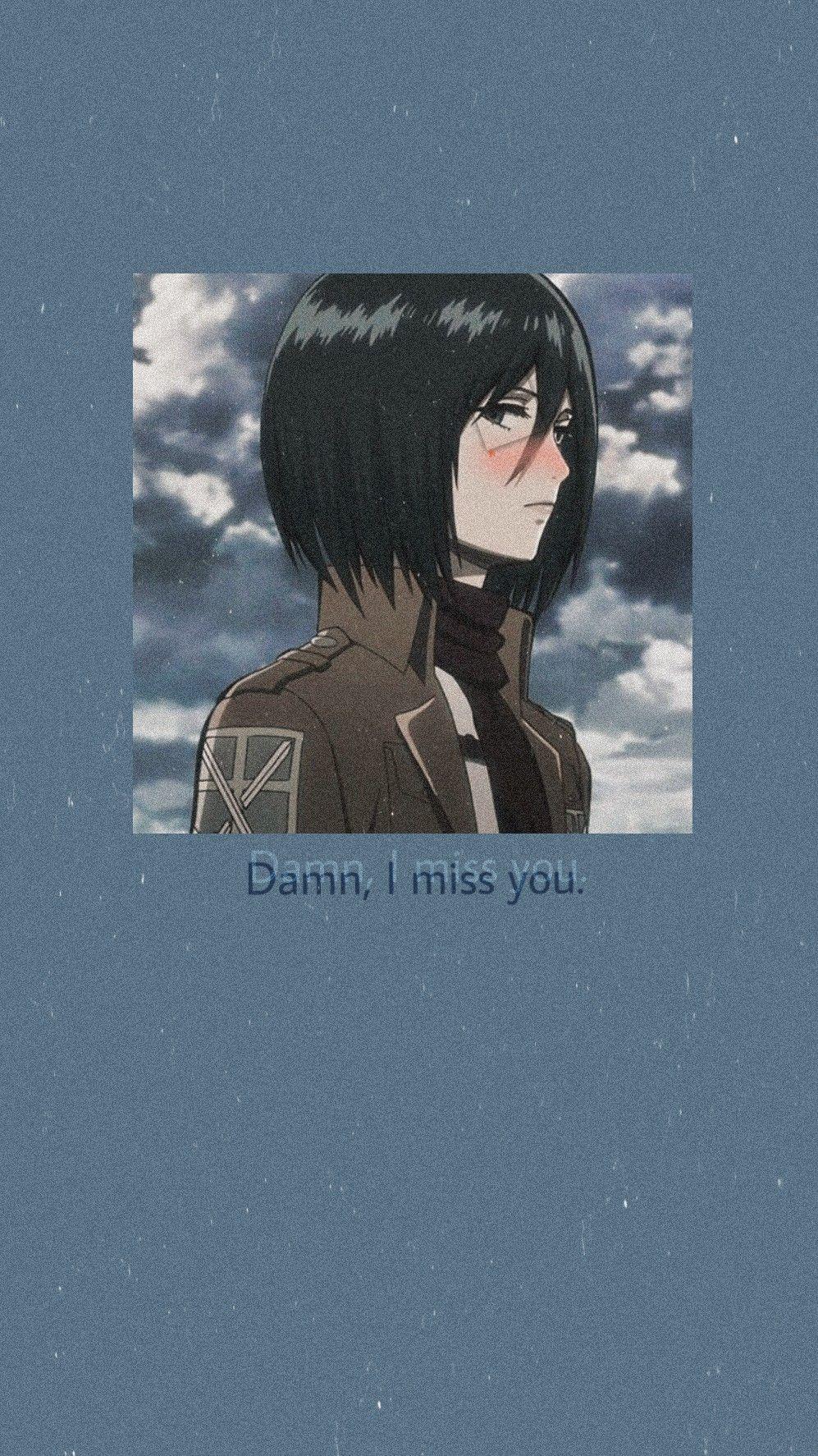 Mikasa Ackerman Di 2020 Seni Anime Ilustrasi Komik Gambar Karakter
