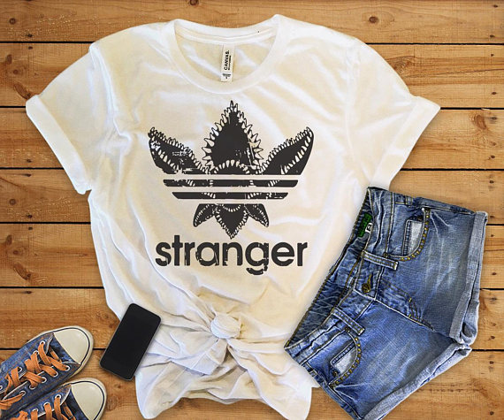 flor Pebish De ninguna manera  demogorgon adidas shirt,demogorgon shirt,stranger things workout muscle  tank,stranger thing… | Stranger things outfit, Stranger things shirt,  Stranger things tshirt