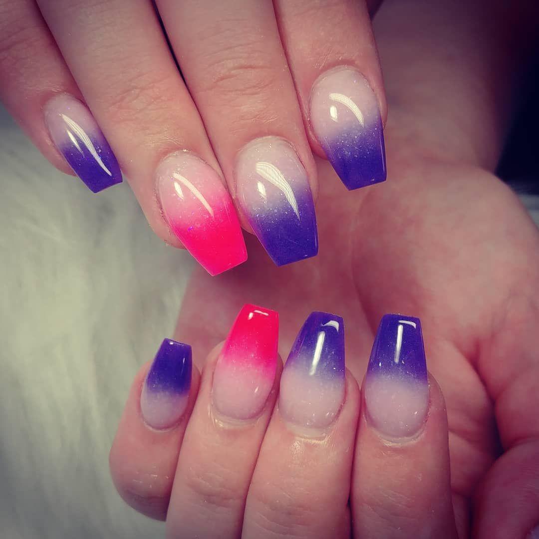 Ombre Glow In The Dark Acrylic Colors Call Text Momo 5136024261 Nailsbymomo3435 Nailart Acrylicnails Acryliccolors Acrylic Nails Nail Art Acrylic Colors