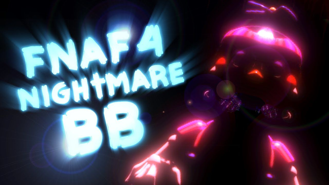 Nightmare Balloon Boy Revealed! NM. Mangle Coming Soon? || Five Nights A...