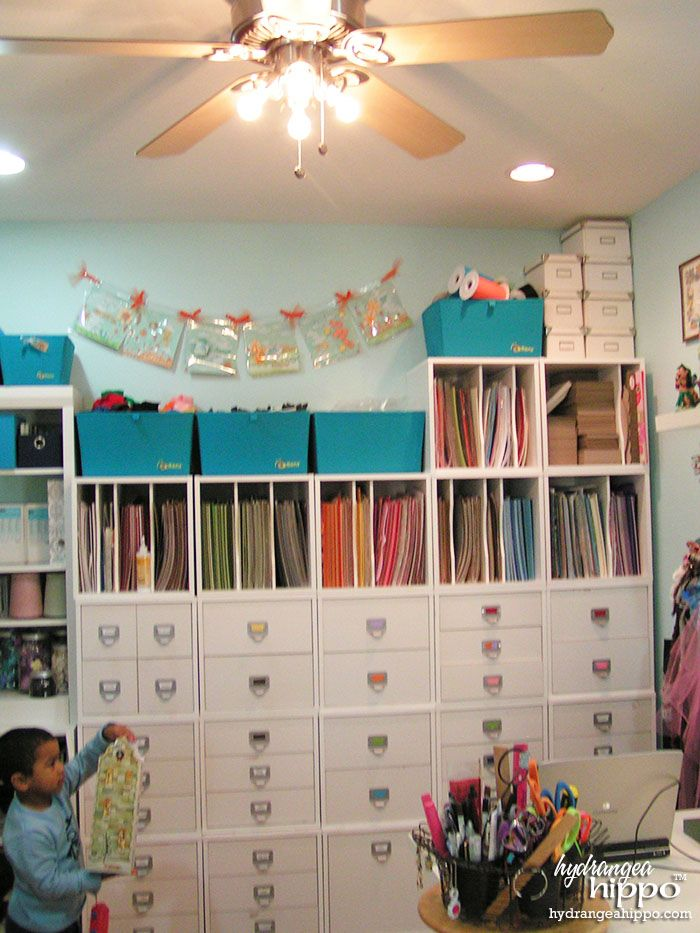 A Tour Of My Scraproom Pinterest Scrapbook Storage Storage
