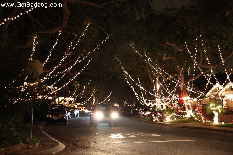 Day And The Lights At Candy Cane Lane Sleepy Hollow In