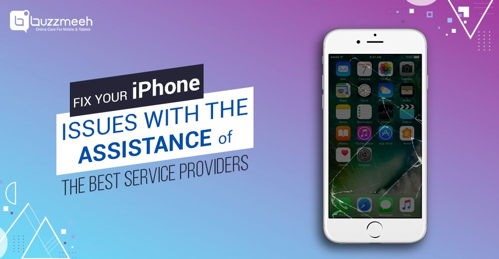 Fix your iphone issues with the assistance of the best