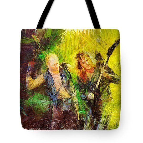 Judas Priest - La bolsa de asas de Galeria Zullian Trompiz