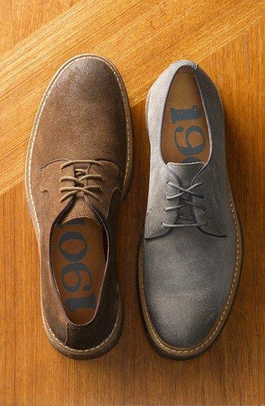77b51831a 1901 'Prescott' Buck Shoe   Nordstrom Best Mens Fashion, Men's Fashion,  Fashion
