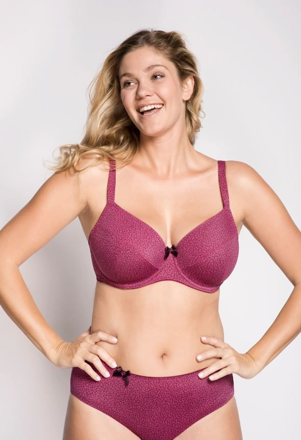 7199bdf62bee8 Tilda Padded Underwired Bra from Ulla Dessous Up to L Cup