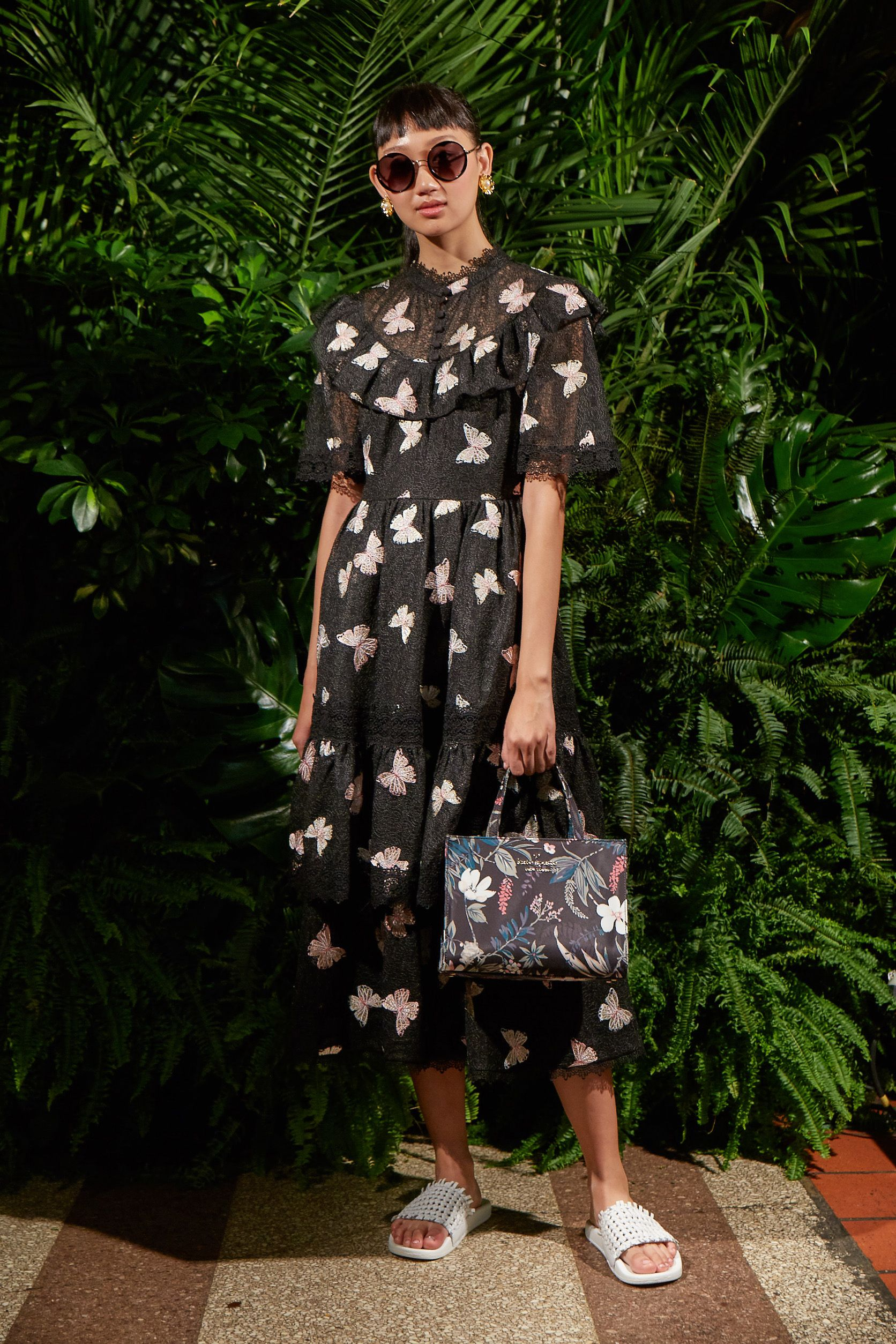 895182d03c Kate Spade New York Spring 2018 Ready-to-Wear Fashion Show