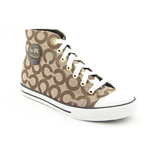 Coach Cardinal Women shoes Size US 8 M Khaki -- Be sure to check out this awesome product.
