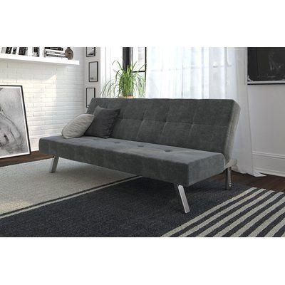 Wondrous Zipcode Design Deja Full Convertible Sofa In 2019 Sofa Evergreenethics Interior Chair Design Evergreenethicsorg