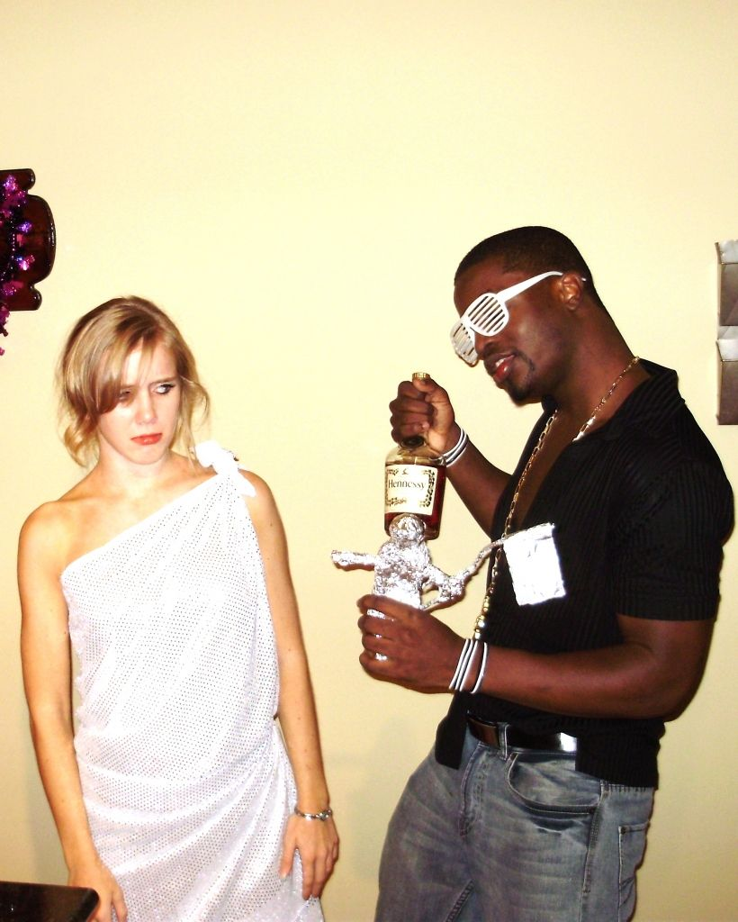 Kanye West and Taylor Swift | Kanye west, Posts and Halloween costumes