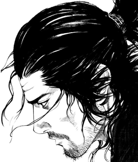 1000 Ideas About Vagabond Manga On Pinterest: Vagabond - Miyamoto Musashi