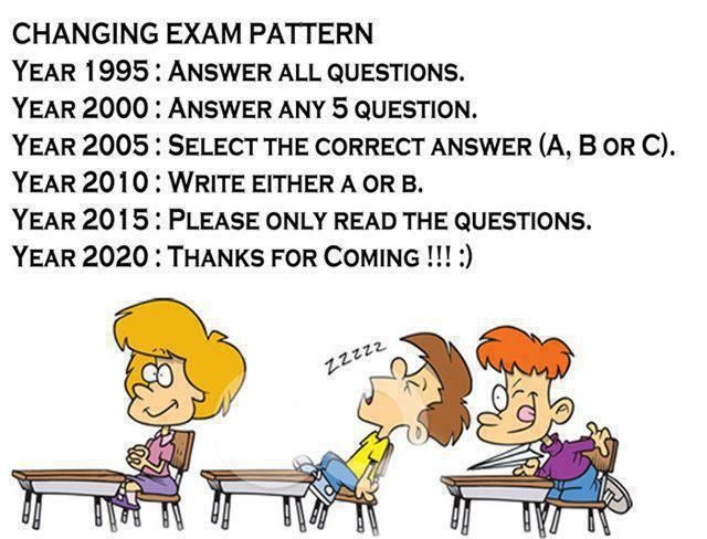 Funny Jokes about Exams Inspirational quotes for