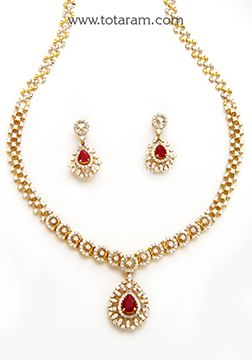 Totaram Jewelers Buy Indian Gold jewelry 18K Diamond jewelry